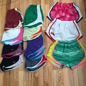 Nike Shorts Bundle (11)